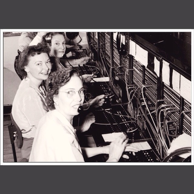 Can you Hold Caller? I have Murder on the Line. An online journal review on Murder in the Telephone Exchange by June Wright. Link in profile #mystery #junewright #australiawomenwriters #melbourne #1940