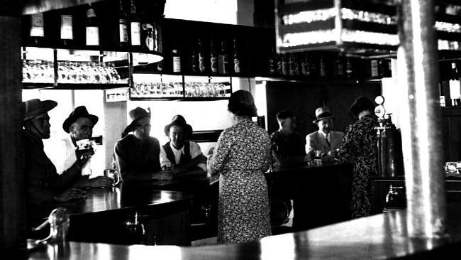 1940s bar Melbourne