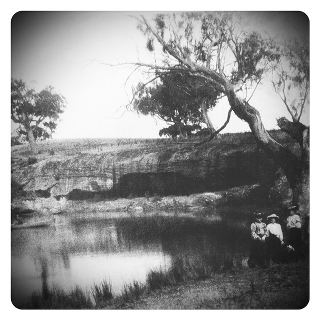 A picnic a very long time ago at Lake Dulverton Oatlands Tamania. Part of my teenage years I spent having countless picnics and adventures here. #5dayblackandwhitechallenge #oatlands #midlands #lakedulverton #tasmania