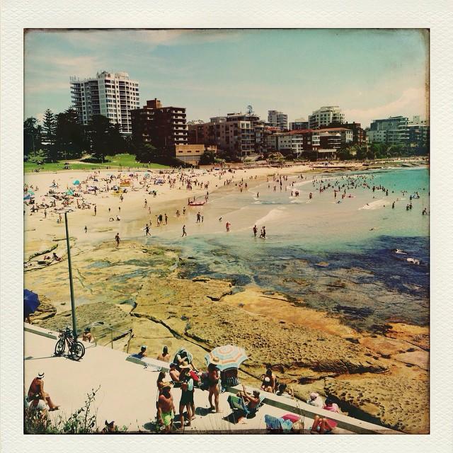 Heavenly Sydney Sunday. #cronulla #summer #family #sydney