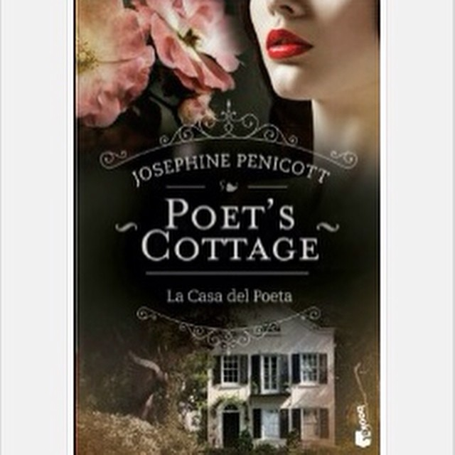 Love the beautiful cover of La Casa del Poeta (Poet's Cottage) which is being published in Spain. So exciting to see my Tasmanian mystery being read overseas. #lacasadelpoeta #poetscottage #josephinepennicott #mystery #australianauthor #booklet #planetadelibros