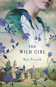 US cover of The Wild Girl