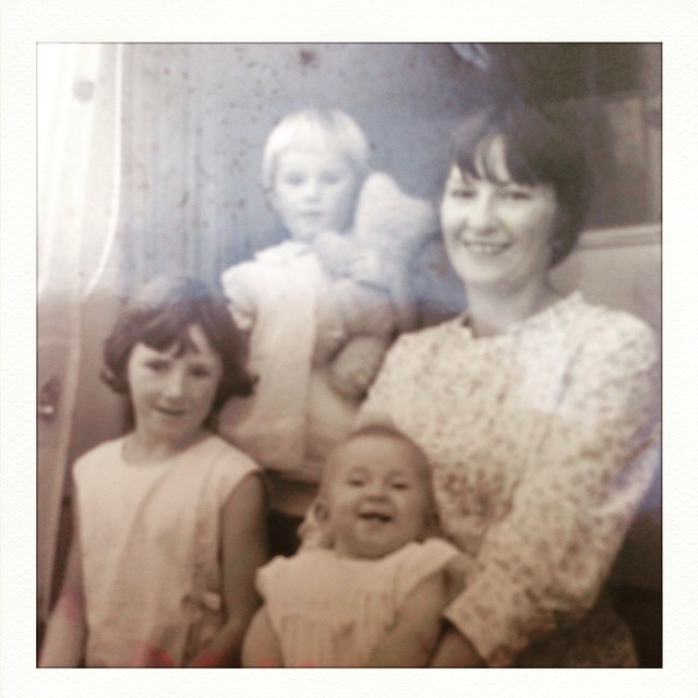 Thank you for the short fringe haircuts which I have clung onto over the years. Wish I still had Teddy. Happy Mother's Day Barbara and to all mothers. #mothersday #youngmother #fringefetishorigins #celebratelife #celebrategiving