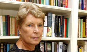 RUTH RENDELL IN LONDON 2005