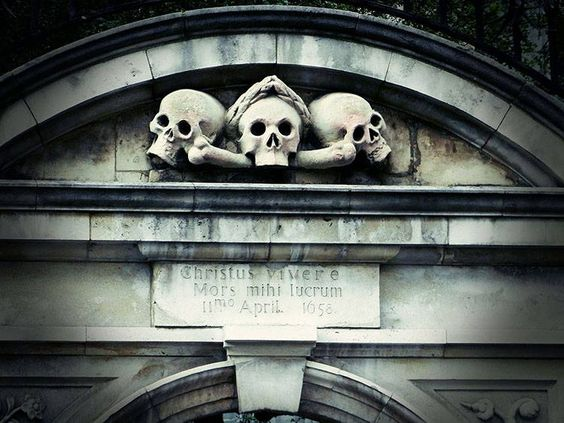 Seething Lane Skulls