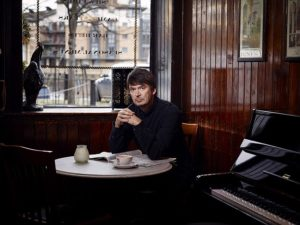 Image of Ian Rankin via Daily Mail Jan 2017