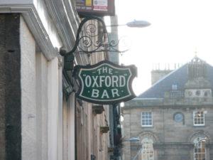 The Oxford Bar Edinburgh