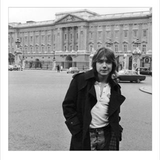 DAVID IN LONDON
