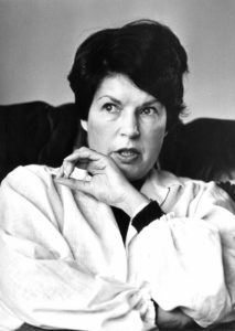 Ruth Rendell in 1978. Image credit: Kenneth Saunders