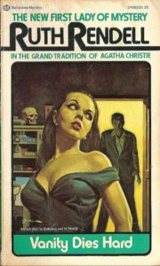 Ruth Rendell vintage cover